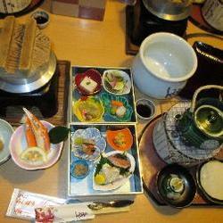 かに料理1