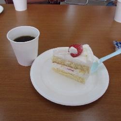 アン・エ・ドゥのケーキ