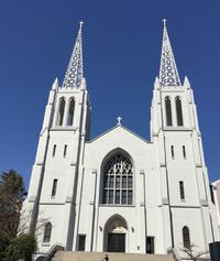 布池教会   ステンドグラス
