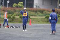 豊田市消防操法大会