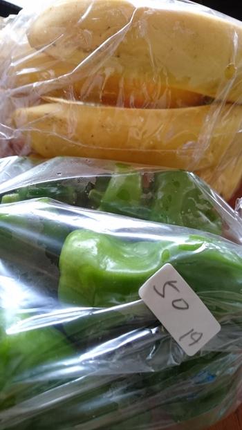 パンとお野菜