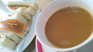 昨晩の夕食と今日の朝食と2回目の朝食【喫茶 あいかむ】