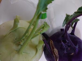 夕食は【産直プラザ】の野菜で♪