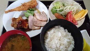 美味しかった日替り600円【喫茶 あいかむ】