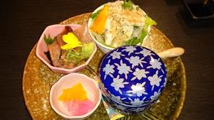 1,130円(デザート付)ランチ♥【旬菜食彩  かべや】