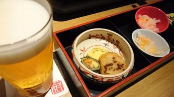 夜は、外食【旬菜厨処  ぞっこん】