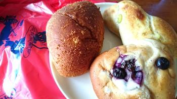 まねきねこのパン