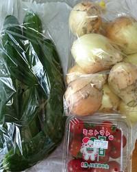 野菜が‥(◎o◎)【コンビニ】