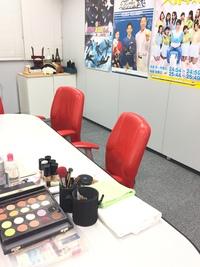 東京でメイクのお仕事してきました