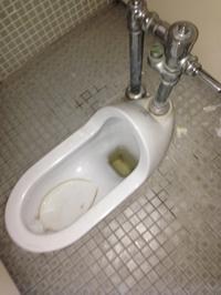 豊田市立広川台小学校トイレ掃除
