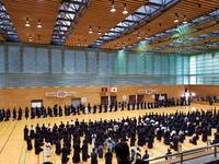 剣道祭と東日本大震災