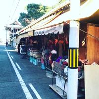 一宮の真清田神社の脇