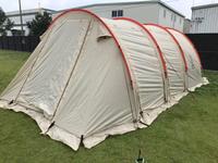 久しぶりのかまぼこテントキャンプ