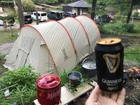 さがらの森へキャンプ