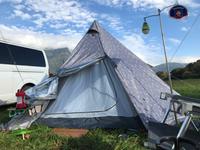 ハートランド朝霧 キャンプ