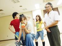 劇団SUN稽古を覗いてきたよ!(・∀・)
