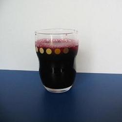 ブルーベリージュース
