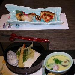 焼き物・天ぷら・茶碗蒸し