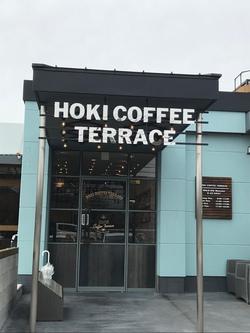 HOKIコーヒーでパンケーキ