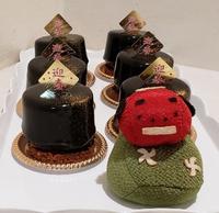 お正月ケーキ