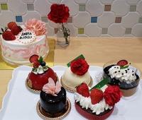 母の日限定のケーキ