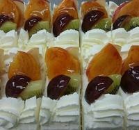 フルーツのショートケーキ 2016/11/20 19:00:22