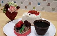 バレンタイン限定のお菓子