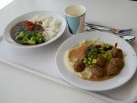 IKEAで朝ご飯