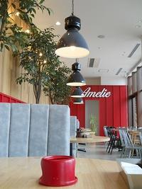 プライムツリー赤池の「Amelie Cafe」さんでランチ