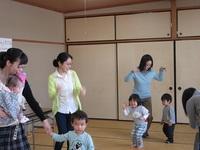 幸田 リトミック英語 4月13日