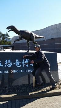 福井県の新名物?福井県立恐竜博物館!