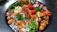 クリスマスにはオードブル?お刺身?豊田市 仕出し 和食 魚料理 2016/12/25 18:33:41