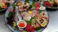 おいしいお刺身・寿司ネタお任せください!配達も可!魚料理 和食 豊田市 2017/02/07 09:00:00