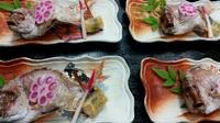 お祝いの席も当店におまかせ!結婚祝い・顔合わせに鯛をご用意♪個室でゆっくりとどうぞ。豊田市 2017/05/24 21:30:08