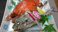 美味しいお魚料理は当店で!焼き・煮・刺身・天ぷらなどいろんなお魚料理を個室で♪