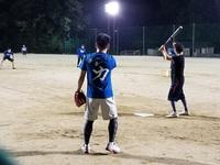 豊田商工会議所青年部のソフトボールチーム☆ブルーボンド(ブルボン)張り切ってます! 2017/07/09 11:26:36