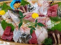 おいしいお刺身!季節のおいしいもんを盛り込みますよ☆舟盛りお任せください!豊田市 2017/07/30 09:00:00