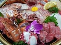 お刺身盛り合わせ☆たくさんご注文ありがとうございます!豊田市 魚料理 2018/04/14 21:19:50
