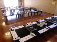 60名様まで可のお座敷あります!豊田市で和食の歓送迎会。バスあり・駅近です。