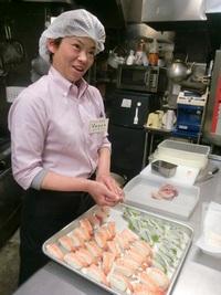 パーティー料理はお任せ☆オードブルにお寿司♪♪ 豊田市 2014/04/12 19:40:01
