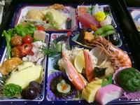 法事の食事をご自宅へ配達やってます。仕出し料理・寿司・煮物など 2013/09/07 11:13:15