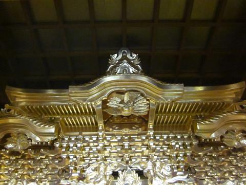 お西の仏壇