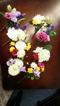 ディスプレイ用仏花