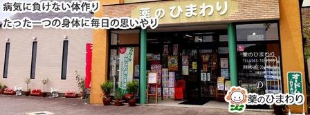 豊田市藤岡にある相談できるくすりやさんです:薬のひまわり