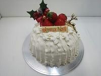 クリスマスケーキのお知らせ