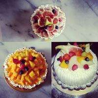 バースデーケーキです。