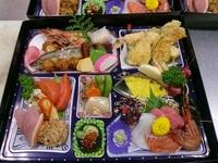 法事のお料理 (お寺様へ) 2010/12/13 12:17:42