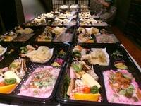 お寺さんの法事のお料理をお届けしました! 2011/04/17 17:18:22