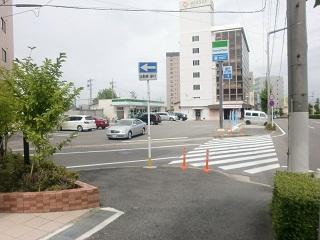 豊田市 美人亭 駐車場のご案内