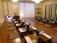 法事のお食事は当店へ!マイクロバス送迎ありますよ。 2012/10/31 14:32:48